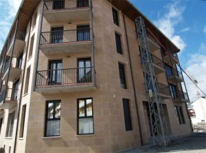 Edificio Golden Monte Perdido en Ainsa