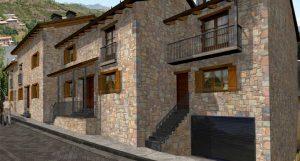 Residencial Las Aras en Laspaúles Huesca