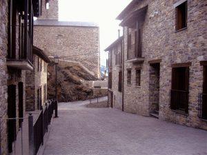 Residencial casa gabas en Liri (Huesca)